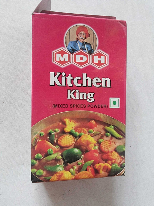 Mdh kitchen king spices garam masala kirana store for Kitchen king masala