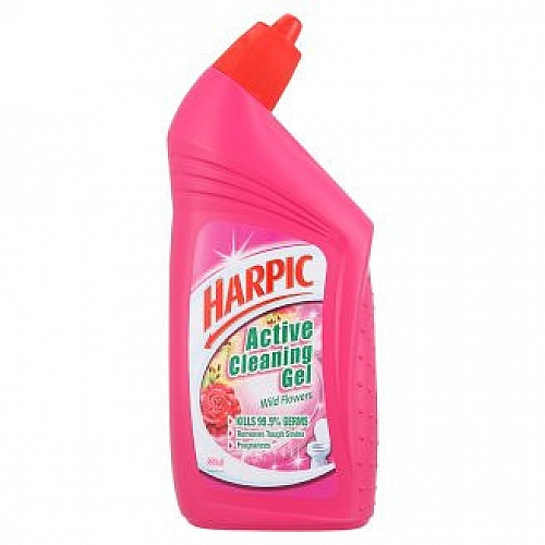 Harpic Bathroom Floor Cleaner : Harpic bathroom cleaner ml toilet cleaners home care
